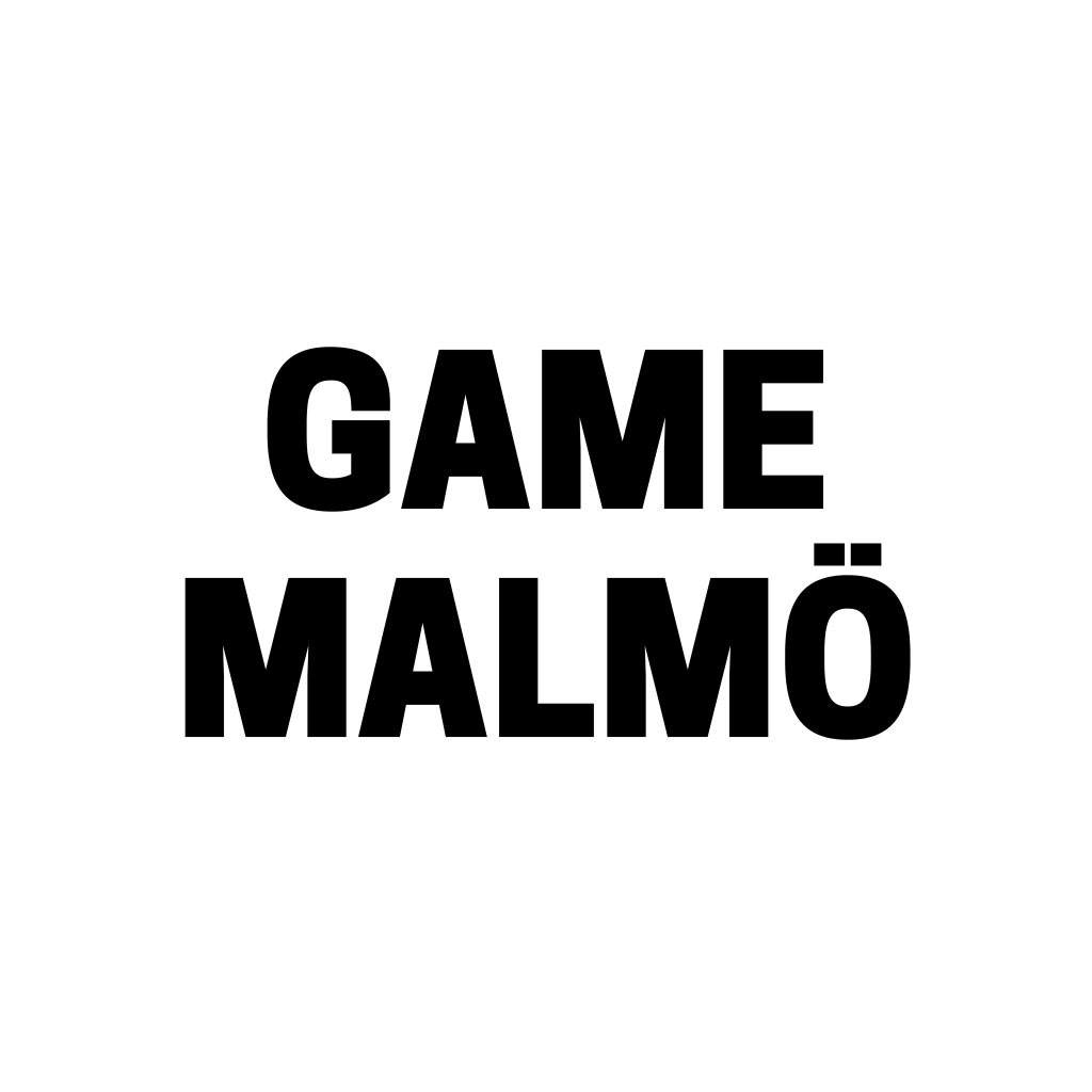 Logo Game Malmö - gamemalmo.se - @gamemalmo gamemalmo