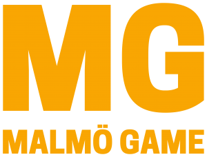 Logo Malmö Game - We are MG - @malmogame - malmogame.se