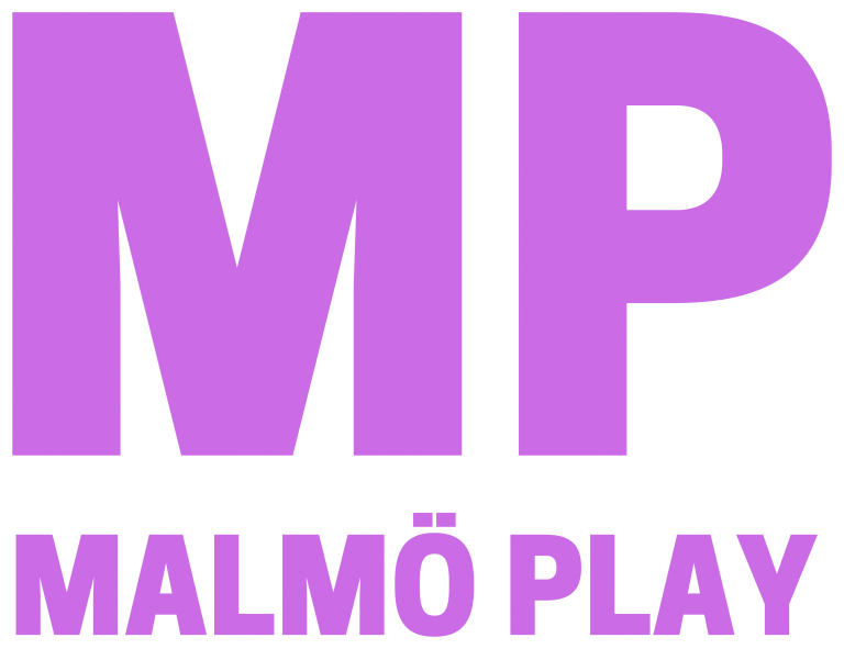 Logo We are MP - Malmö Play - @malmoplay -.malmoplay.se