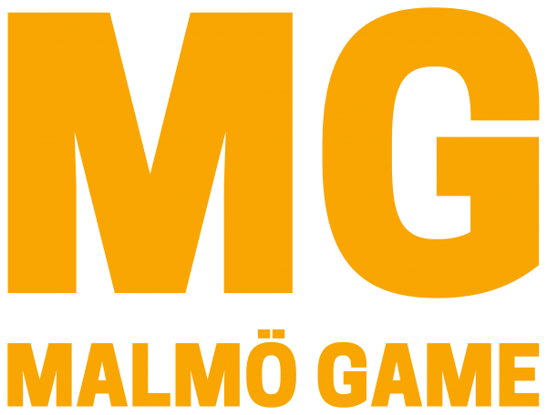 Logo We are MG - Malmö Game - @malmogame - malmogame.se